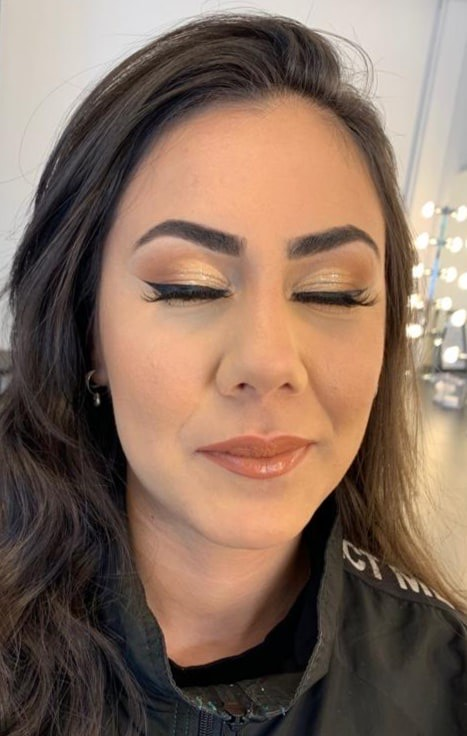 Avond Make-up La Belleza