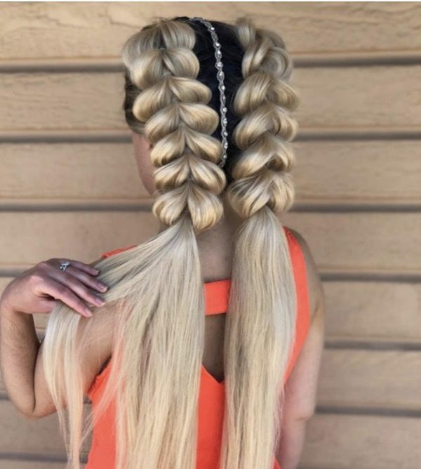 La Belleza Haarband Cover 1